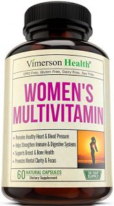 Women Multivitamin For Cracked Nails