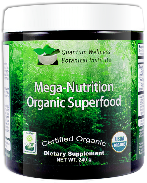 Mega Nutrition Super Food