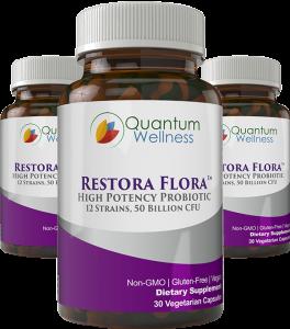 Restora Flora Probiotics